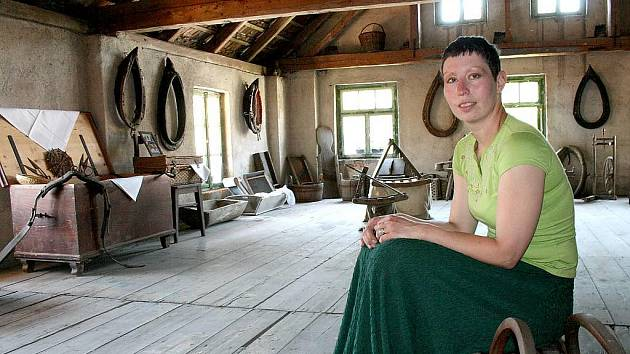 Rytířské pohádky a otevření muzea řemesel v Mířkově.