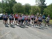 V Křenovech se uskutečnil pětimílový závod mužů, žen i dětí. Všechny kategorie mají své vítěze.