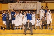 Basketbalisté BK Jiskra Domažlice čeká zápas roku.