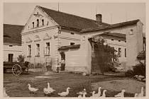 Buková na historické fotografii.