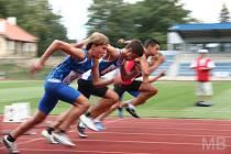 Mezinárodní atletický mítink Chodská 1500 v loňském roce.