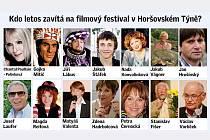 Hosté Juniorfestu 2011.