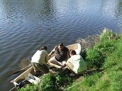 Teplá zima dělá starost rybářům. Teprve začnou sčítat škody.