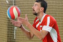 Volejbalista Milan Škorvánek.