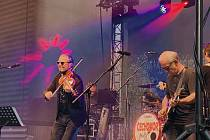 Kapela Čechomor se představila v Domažlicích na koncertě.