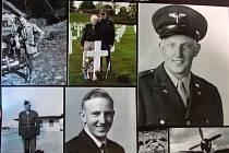 Virgil Paul Kirkham, stíhací pilot Americké armády, zahynul 30. dubna 1945 v Zadní Hoře.