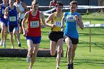 Přespolní běh - ilustrační snímek.