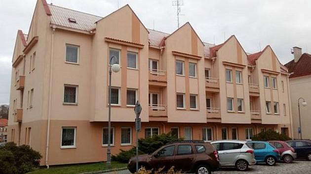 DOMOV PRO SENIORY v Břetislavově ulici přešel od ledna pod správu Města Domažlice.