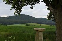 Pohled na severní část podkovy Sedmihoří od Darmyšle.