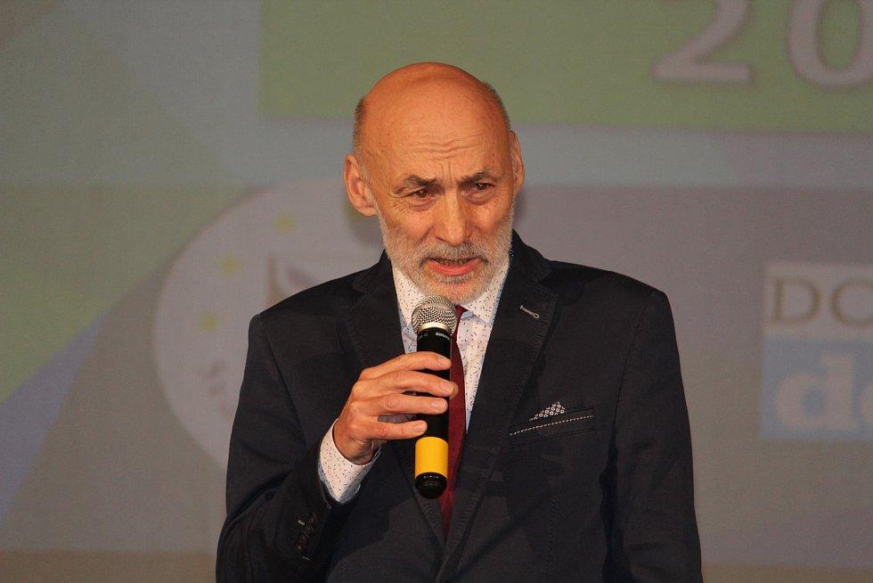 Úvodní slovo měl starosta Domažlic Zdeněk Novák.