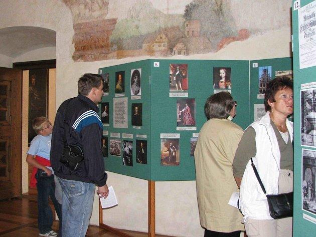 Každoroční akce přilákala do H. Týna opět stovky návštěvníků, kteří mohli navštívit například místní zámek, kde se letos navíc konala výstava Maxmilián Trauttmansdorff a Vestfálský mír