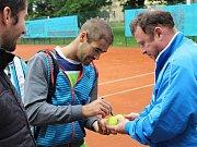 Celostátní tenisový turnaj - 59. Přebor Chodska.