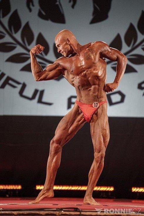 Lukáš Petrůj zvítězil ve své kategorii na mítinku Beuatiful & Strong v Ústí nad Labem.