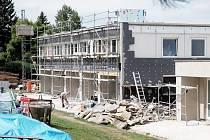Holýšovská školka prochází rekonstrukcí.