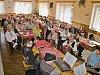 Ze setkání přátel harmonik v Loučimi