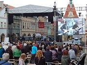 Bohemia Jazzfest 2017 v Domažlicích.