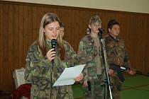 Občanský den v Masarykově základní škole ve Kdyni.