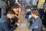 Pod názvem pIšQworky se koná mistrovství základních a středních škol České a Slovenské republiky vpiškvorkách.