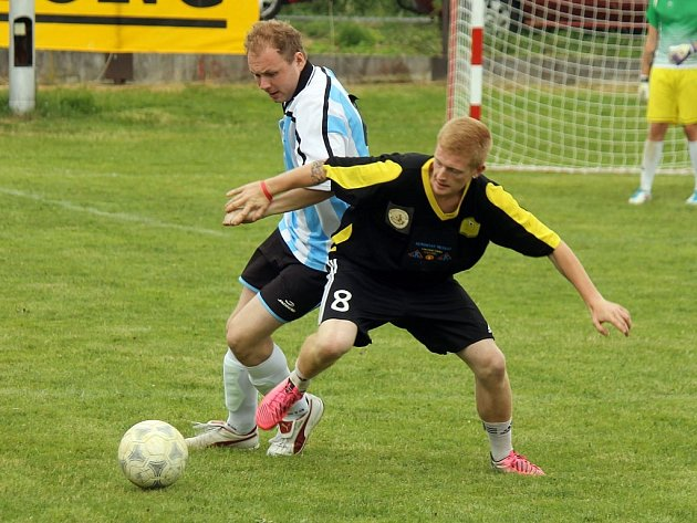 Turnaj v malé kopané Pocinovice Open Cup 2013.