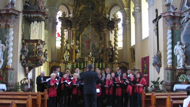 Evropský festival duchovní hudby také v Klenčí