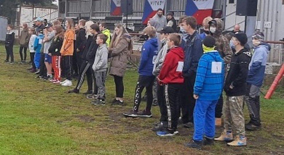 Pohár mládeže ČRS - Kdyně.