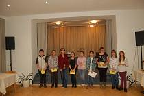 Literární díla přečetli před horšovskotýnským publikem i žáci ze ZŠ a ZUŠ.