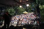 Na letošním ročníku Rýzmberského hradního guláše zahráli mimo jiné Žalman & spol. Michal Tučný Revival Plzeň, Vojta Kiďák Tomáško, Druhá tráva nebo Přelet MS. Akci pořádalo MKS Modrá hvězda Kdyně.