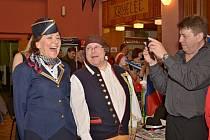 Poběžovičtí se bavili na 14. Městském plesu