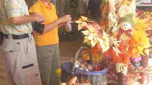 Návštěvníci výstavy holýšovských zahrádkářů si prohlédli celou řadu exponátů.