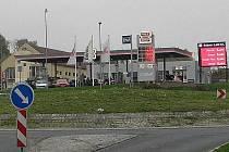Jedna z čerpacích stanic na Folmavě - ilustrační foto.