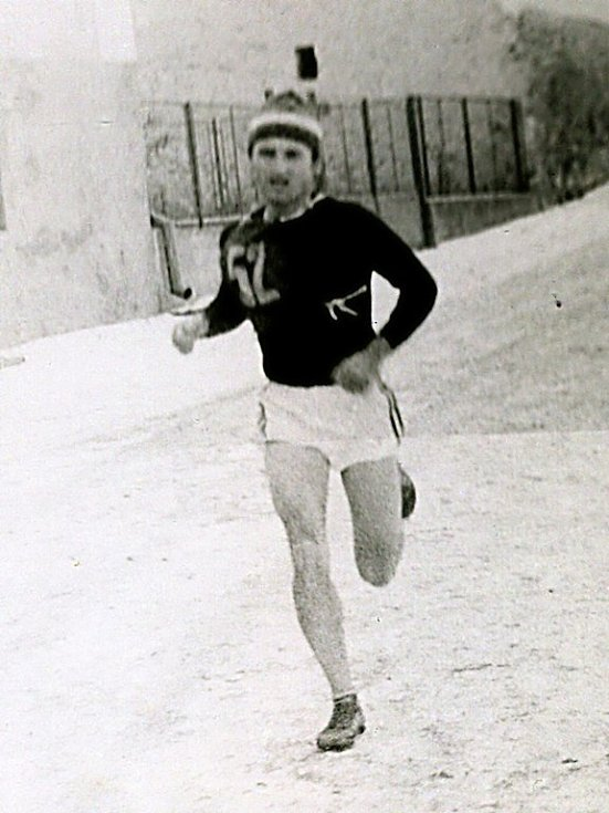 VLASTIMIL ZWIEFELHOFER. Jeho traťový rekord v Draženově zatím nikdo  nepřekonal. 6a0ae456951