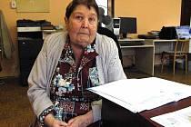 SOŇA VANĚČKOVÁ. Seniorka chce prostřednictvím Deníku upozornit lidi, aby se jim nestalo to, co její rodině.