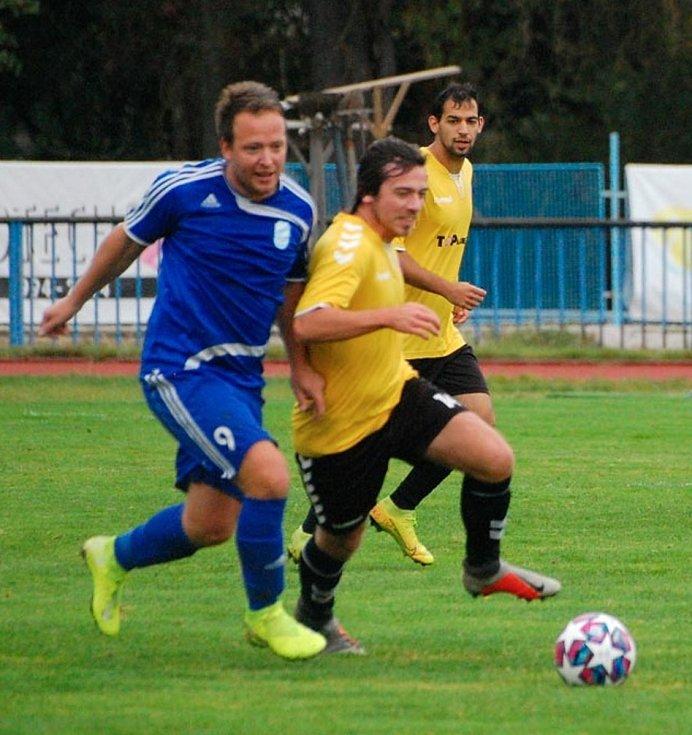 FK Tachov - Sparta Dlouhý Újezd 7:1.