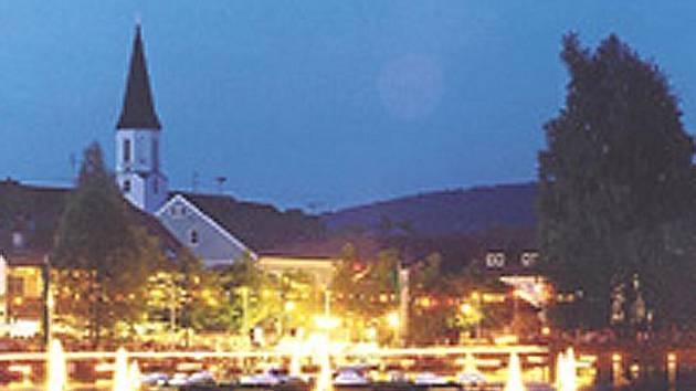 Jezerní slavnost v Schönsee je jednou z nejkrásnějších v celém Horním Falcku.