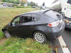 Havárie u Folmavy.