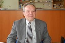 Josef Pešava, starosta Mutěnína.