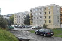 Parkoviště Na Koželužně je před dokončením.
