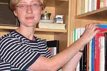 JANA NOSKOVÁ. K zájmu o historii ji ´přivedl´ na domažlickém gymnáziu Roman Pavlík, do etnologie ji zasvětila Iva Kumperová.
