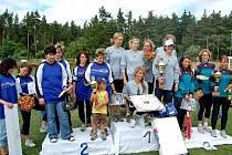 Doma zvítězily ženy z Poděvous, za nimi skončily jejich rivalky ze Strýčkovic. Třetí místo vybojovaly zástupkyně SDH Chválenice 1 (PJ).