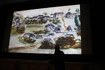 Přednáška se uskutečnila v domažlickém kině Čakan.