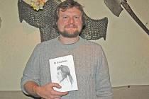 JAKUB FIŠER představil svoji novou knihu Já, Amadeus.