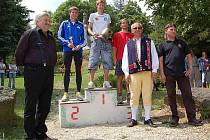 Běh Grand Prix Chodsko 2011.