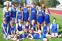 Mladí atleti AC úspěšně reprezentovali Domažlice.