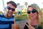 Petr Meloun a Michaela Křížková cestují z Kanady do Jižní Ameriky se svými čivavami.