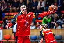 Basketbal Hradecké Lvice vs. Trutnov