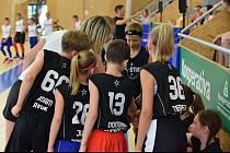 Basketbalisté zakončili sezonu zakončili Junior All Star game.