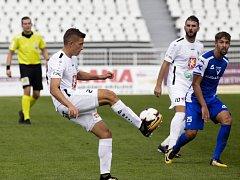 Fotbalová FORTUNA:NÁRODNÍ LIGA: FC Hradec Králové - FC Sellier&Bellot Vlašim.