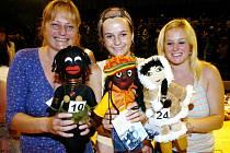 Miss panenka 2007 se svými vicemiss