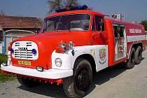 Hasičská Tatra - spolehlivá klasika
