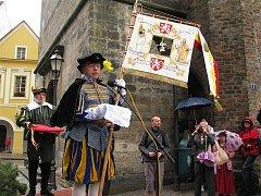 Pod Bílou věží se při příležitosti svátku sv. Augustina, podle něhož se jmenuje zvon ve věži, uskutečnil slavnostní ceremoniál zvoníků (sobota 28. srpna 2010).